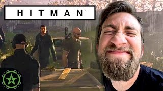 Geoff and Gavin overhear a conversation in Hitman Episode 5 and it ...