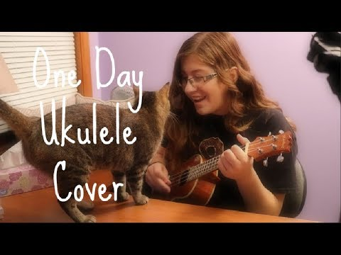 One Day Tate Mcrae Ukulele Cover Kelly Grace Most Popular Videos