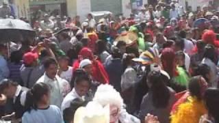 carnaval santa ana hueytlalpan