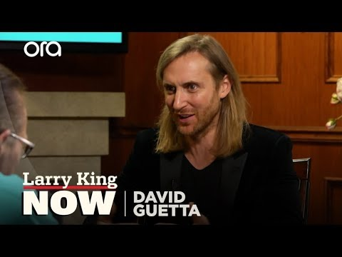 David Guetta Talks Party Drugs, Gives Advice To New DJs | Larry King Now | Ora.TV