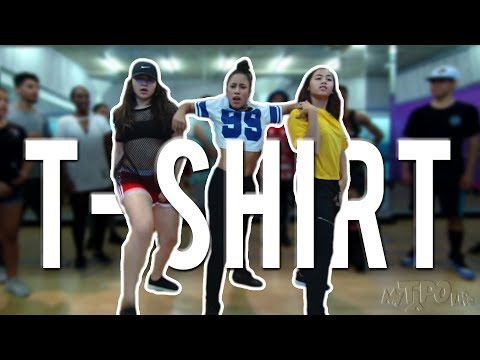 Migos  Tshirt  Phil Wright Choreography  Ig : @philwright