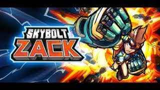 Skybolt Zack Demo Gameplay (Gotta Punch Fast)