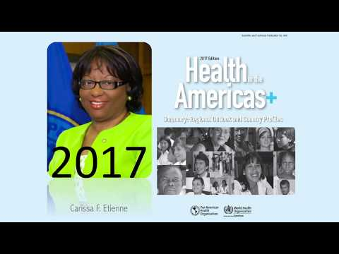 Health in the Americas+ 2017