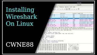 Installing Wireshark On Linux