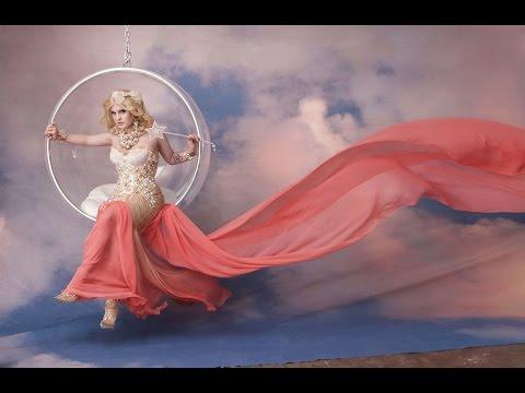 """My Pretty"" Shoot starring Kelly Osbourne for TARINA TARANTINO Jewelry"