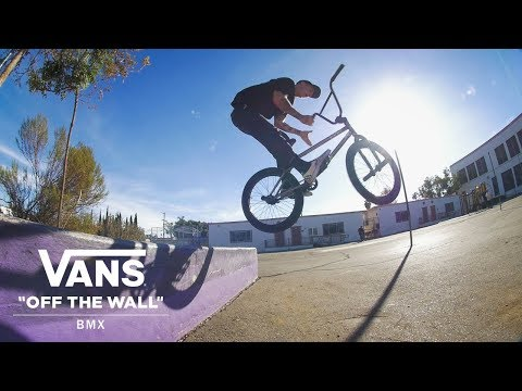 Vans BMX 2018: Welcome to the Family - Larry Edgar, Sean Ricany & Travis Hughes | BMX | VANS