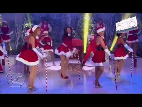 Disney Channel Scandinavia Radio Dc Zendaya Coleman Shake Santa Shake (Winter)