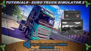 [ETS2 v1.16.2s] Видео обзор по установке игры Euro Truck Simulator 2