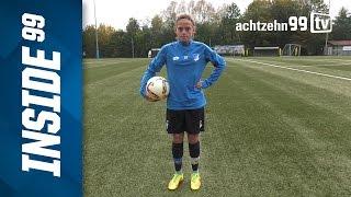 Kick it like Dafina - Die Geschichte einer besonderen Fußballspielerin