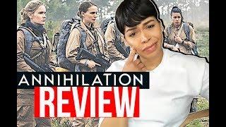 Annihilation NETFLIX 2018 Aniquilacion Reseña Y Opinion ¿Porque hacen este tipo de peliculas?