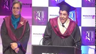 Get Emotional -Veteran Actor Dharmendra -Meets Subhash Ghai -After Many Years Back