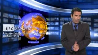 UFXMarkets -Forex Analyse de Marchés- Août-28-2012