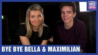 GZSZ Interview | Abschied von Annabella Zetsch und Maximilian Braun im Gespräch