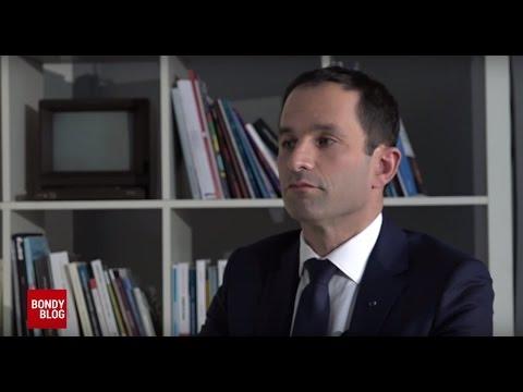 ELECTION PRÉSIDENTIELLE 2017 : BENOÎT HAMON INVITÉ DU BONDY BLOG