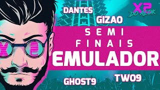 🔴 X2 DO ALOK - SEMI FINAL EMULADOR - FREE FIRE AO VIVO 🔴