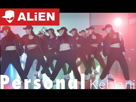 ALiEN | Kehlani - Personal | Choreography by Euanflow | feat. A.Double