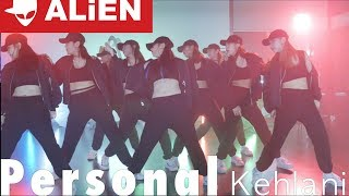 ALiEN | Kehlani - Personal | Choreography by Euanflow | feat. A.Double thumbnail