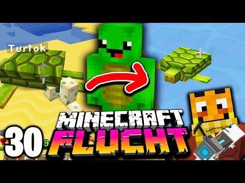 Die Schildkröten sind GESCHLÜPFT! ☆ Minecraft FLUCHT #30