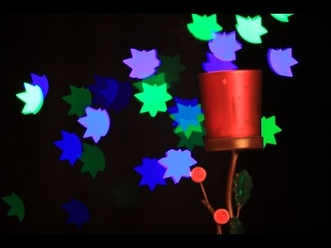 bokeh special effects photography cool tips and tricks play with your christmas lights youtube
