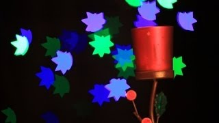 bokeh special effects photography cool tips and tricks - play with your christmas lights