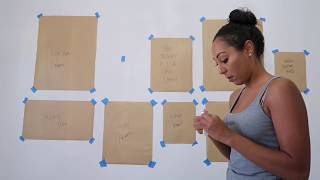 How To Hang A Gallery Wall With No Nails