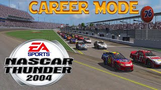 NASCAR THUNDER 2004 PC CAREER MODE #2 DAYTONA 500