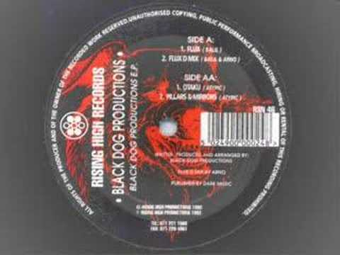 Black Dog Productions- Otaku ( Atypic) 1992 CLASS!!
