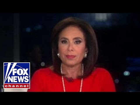 Judge Jeanine: Shame on you Sheriff Israel