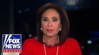 Judge Jeanine: Shame on you Sheriff Israel
