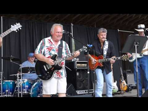 Overland Express -  Road Goes On Forever - Chattanooga Live Music