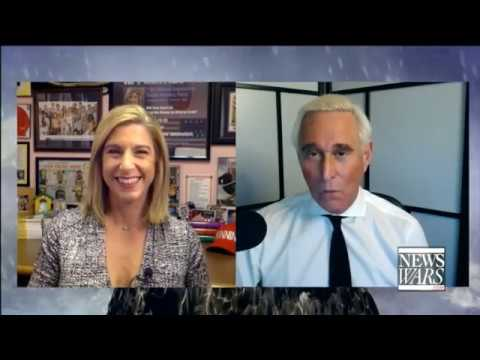 Tana on Roger Stone Infowars Trump  Inauguration Committee  Investigation