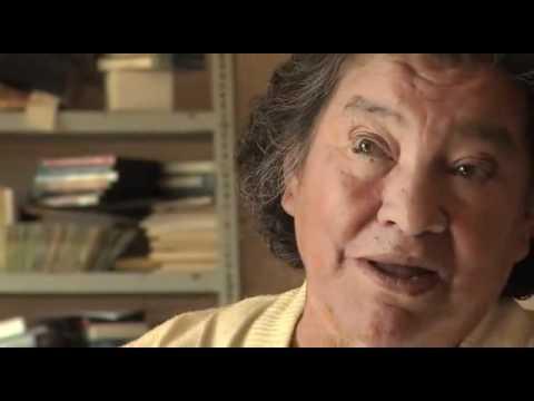 06 Conferencia mundial de mujeres en Mexico - Domitila Chungara