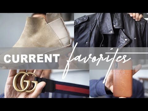 Current Favorites Haul | Luxury, Fashion, Tech, & Grooming