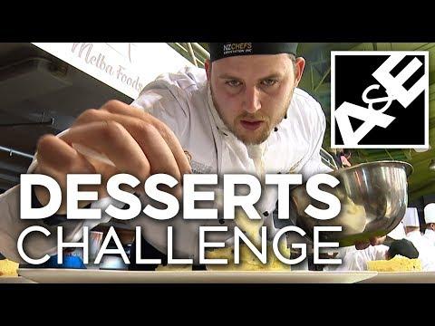 Dessert Making Challenge!