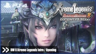 Dynasty Warriors 8 Xtreme Legends [HD/Blind] Tutorial Playtrough [PC]