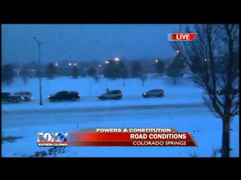 cdot road conditions denver