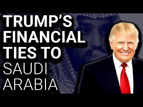 Trump Denies Saudi Financial Interests After Bragging About Them