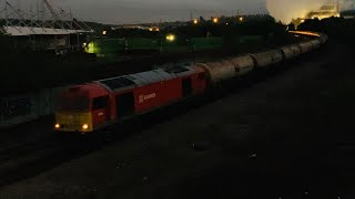 DB 60054 At Rotherham/Masbrough From Westerleigh Puma Dbc To Lindsey Oil Refinery
