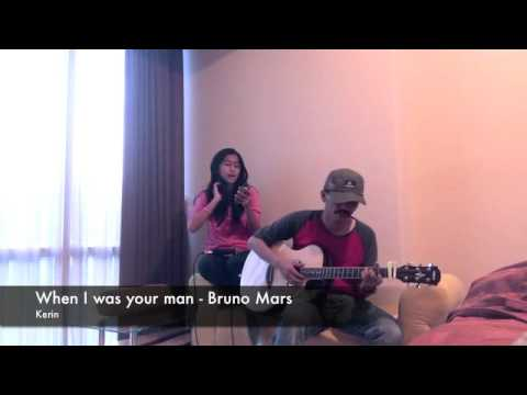 Speaking. bruno mars when i was your man help