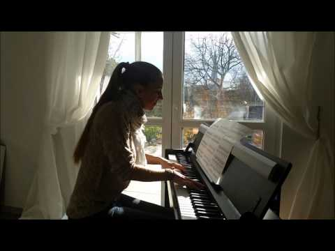 Drei Haselnüsse für Aschenbrödel - Klavier - piano