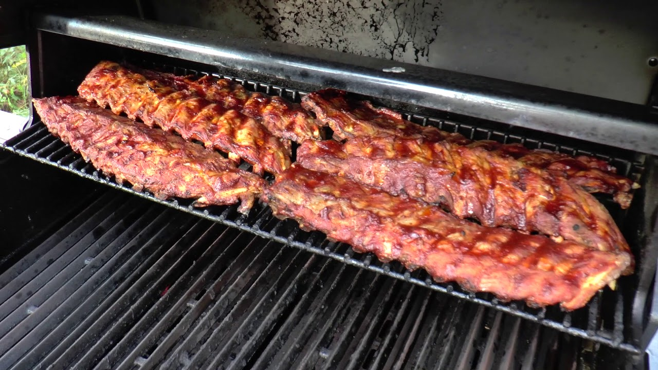Spareribs Gasgrill Broil King : Pcr pre cooked ribs vom gasgrill anleitung klaus grillt youtube