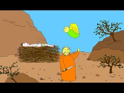 Yahweh's Amazing Test (Abraham, Genesis 22)