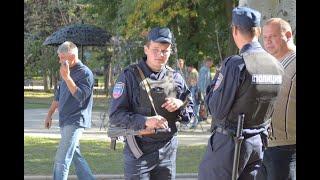 أخبار عالمية | #روسيا.. الشرطة تقتل رجلاً بعد طعنه 8 أشخاص بسكين