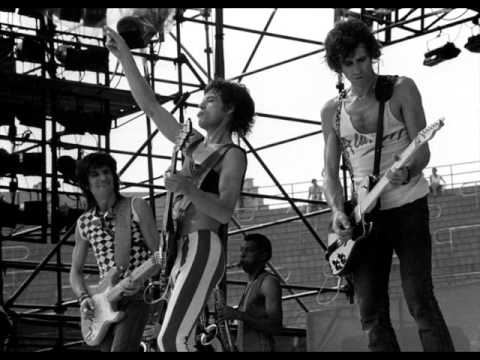 02. When The Whip Comes Down - The Rolling Stones live in Seattle (10/15/1981)