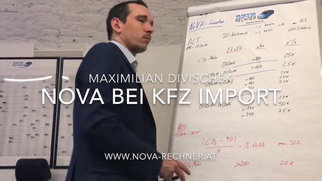 Nova Bei Kfz Import Youtube