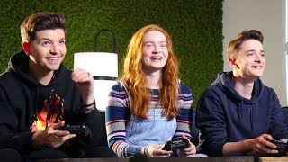 Download PLAYING GAMES with the STRANGER THINGS CAST! (Season 3) Mp3 and Videos
