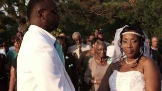 Lora & Abdul Muhammad Wedding - Music By India Arie, Ready for Love
