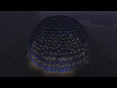 Minecraft Projects Episode 5: Excavating The Sphere