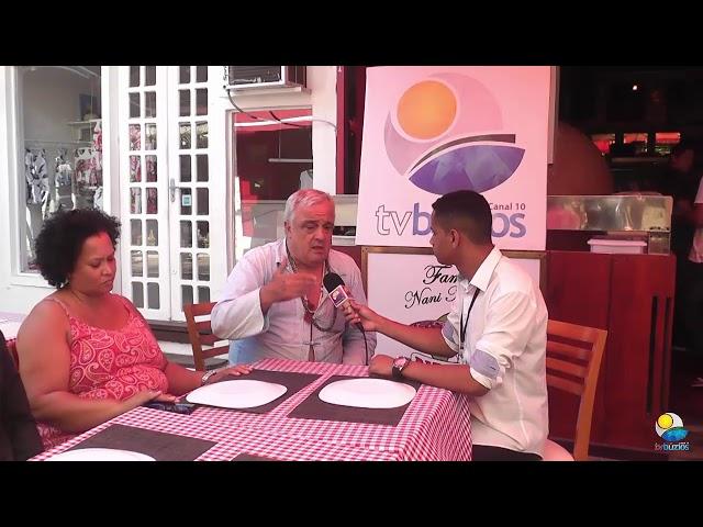 Entrevista com o Empresário Nani Mancini