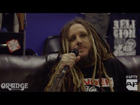"""""""Korn never went away""""—Brian """"Head"""" Welch talks new album"""